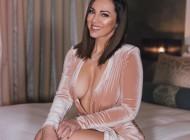 Žanamari Perčić, uspješna hrvatska pjevačica i model: Najlakše mi je pozirati mom mužu
