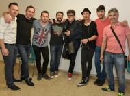 Crvena jabuka nakon nastupa u Beču završava novi album (VIDEO)