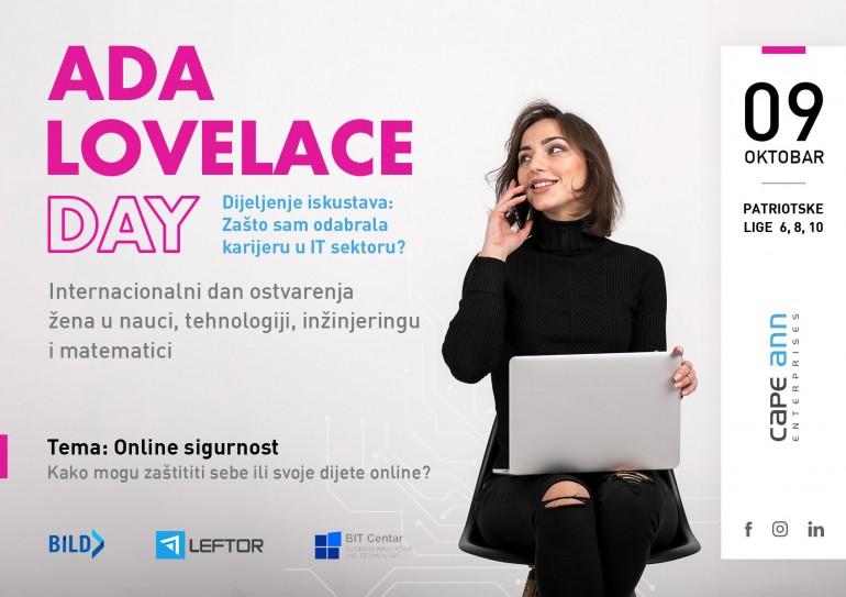 CA Design obilježava Ada Lovelace Day – Internacionalni dan ostvarenja žena u nauci, tehnologiji, inženjerstvu i matematici
