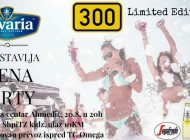SUBOTA: Prvi BAVARIA limited pjena party - Samo za prvih 300.