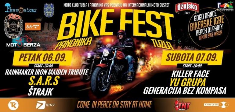 Ovaj vikend: PANONIKA BIKE FEST 2019 (Program dešavanja)