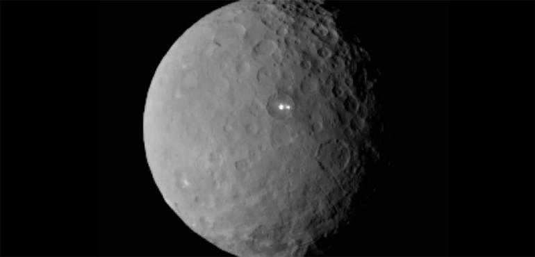 Planeta Ceres ipak krije nešto? – Šta su svijetle tačke na patuljku u našem komšiluku