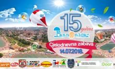 Cjelodnevna zabava na Panonskim jezerima, subota 14.07.2018.
