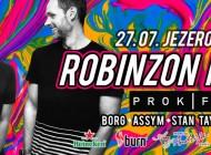 ... to be continued: Ljeto dobre zabave na jezeru Modrac se nastavlja 27.jula uz Robinzon party i DJ duo PROK & FITCH