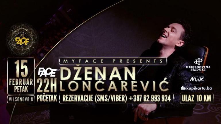 Dženan Lončarević – U Sarajevu imam vjernu publiku i mogu pjevati svaki mjesec