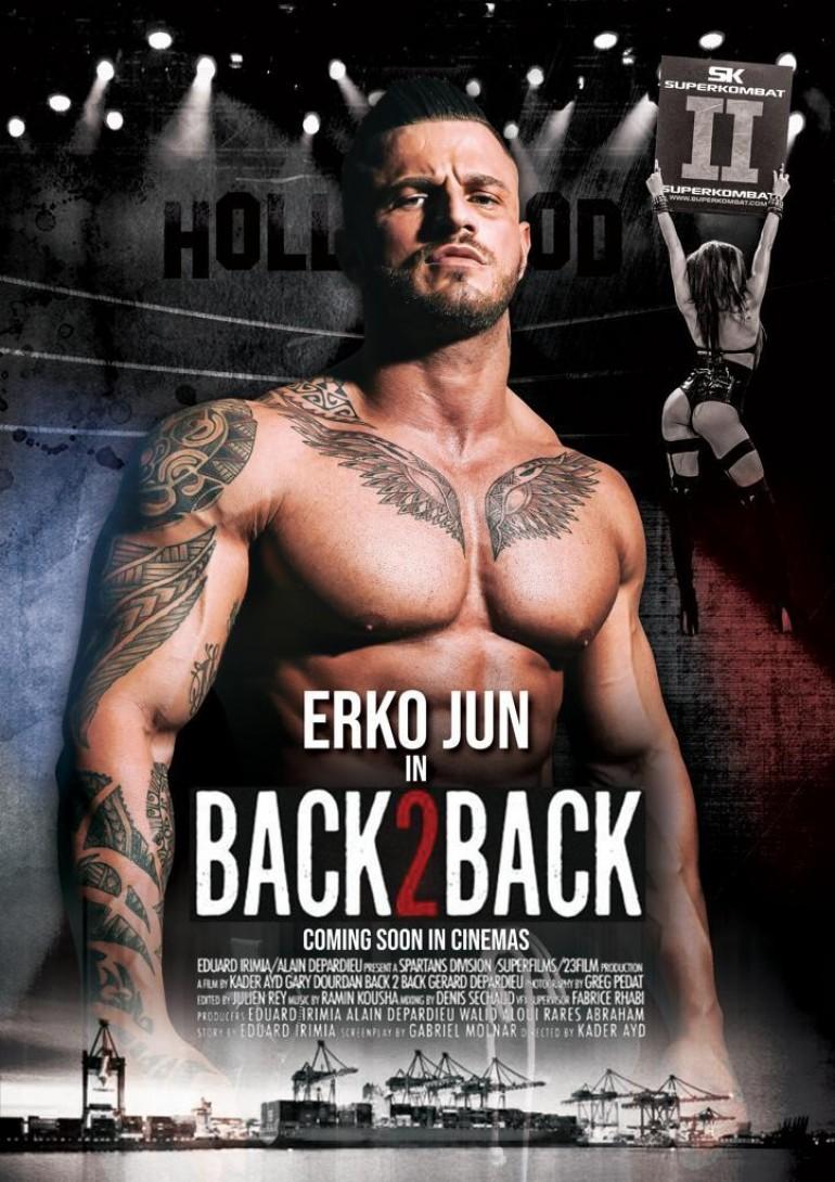 """Erko Jun zvijezda nadolazećeg akcionog hita """"Back2Back"""""""