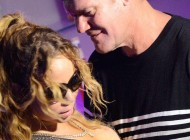 Mariah i njen zaručnik u klinču: Pred svima je dirao po grudima
