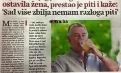 NAPOKON  - OTKRIVEN razlog zašto muškarci piju!