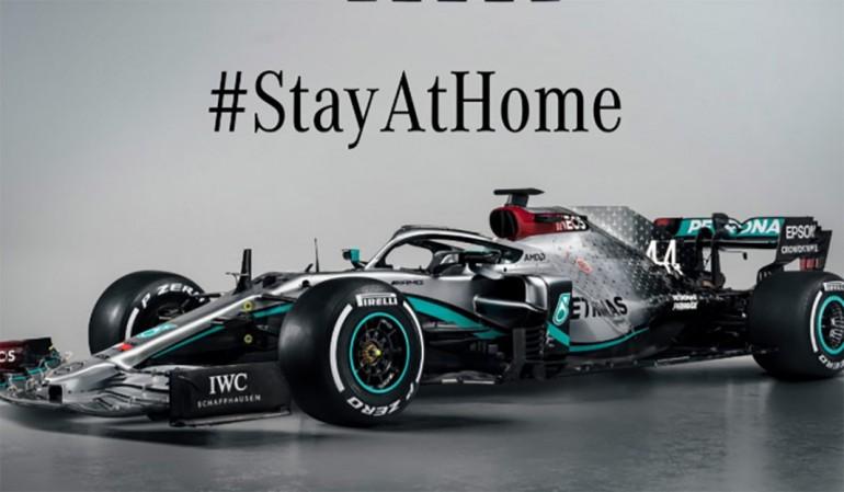 Formula 1 pravi respiratore