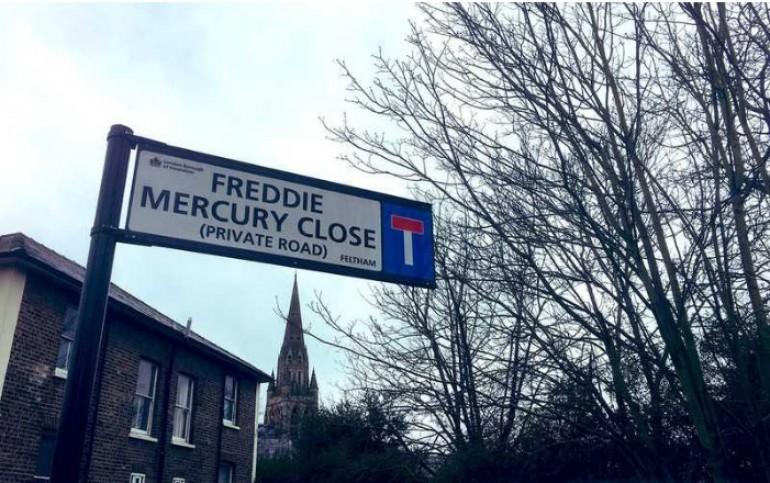 'Freddie Mercury Close' : London dobio ulicu po slavnom pjevaču