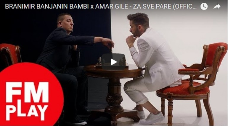 PREMIJERA – Branimir Banjanin BAMBI & Amar GILE – Za sve pare (VIDEO)