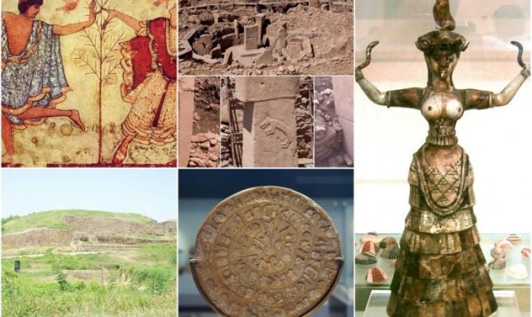 NAJVEĆI MISTERIJI DREVNOG SVIJETA: Ako se ikada odgonetnu, promijenit će sve što znamo o historiji