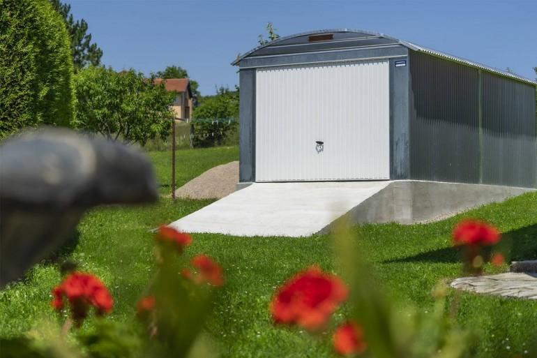 Limene garaže iz Cazina na tržištu širom Njemačke