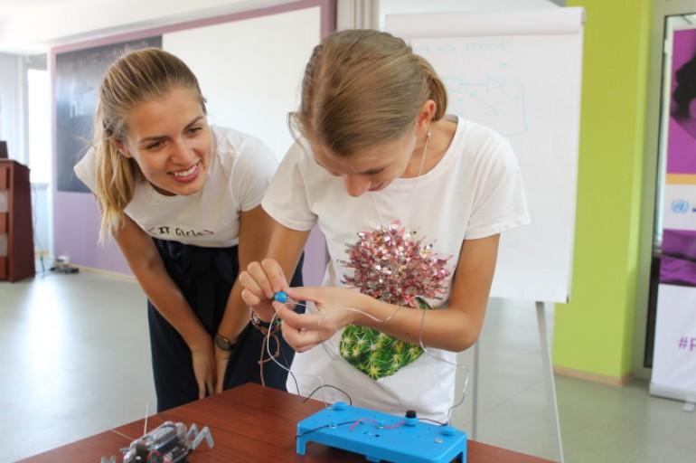 Uključite se i vi u crowdfunding kampanju i pomozite da IT Girls dođu u što veći broj škola!