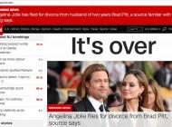 Piše Alisa Vrabac: Da li smo neverbalno mogli predvidjeti razvod Angeline Jolie i Brad Pitta?