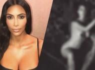 Kim Kardashian pozirala potpuno gola na stablu