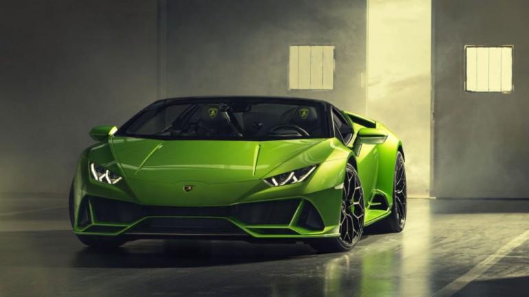 Lamborghini Huracan Spyder Evo za još veće uživanje!