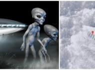 SATELIT SNIMIO DIVOVSKE STUBE: Na Antarktici pronađen još jedan dokaz posjeta izvanzemaljaca?