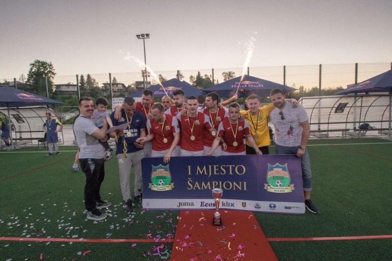 Sunnyland odbranilo titulu najbolje ekipe Mininogometne lige Sarajevo