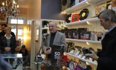 Promocija knjige '50 godina bh. pop rocka' autora Amira Misirlića