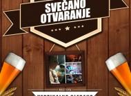 Stiže prava poslastica u Tuzlu,  za sve željne kvalitetnog piva i dobre zabave - U petak se otvara NARDI PUB