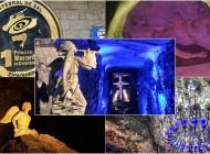 Predstavljamo arhitektonski biser Kolumbije na dnu rudnika soli: Catedral de Sal (foto+video)