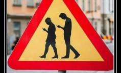 Novi saobraćajni znak - Lovci na Pokemone na putu!
