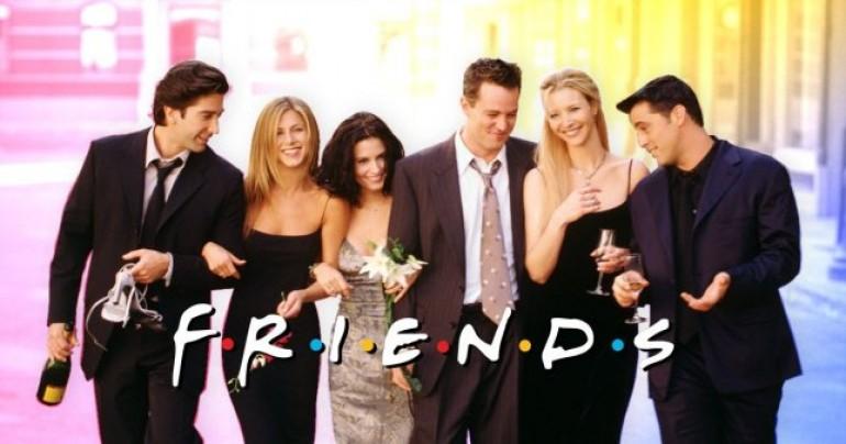 Prijatelji je trebalo da imaju samo četiri glavna lika