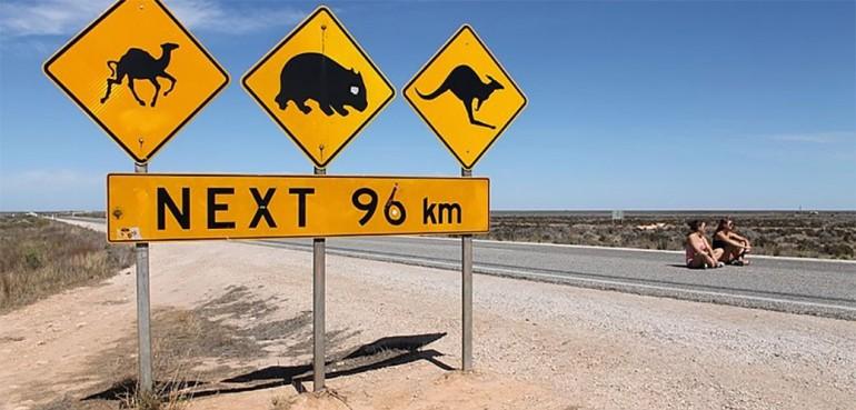 Ovo je najravniji put na svijetu – 150 kilometara savršeno prave linije