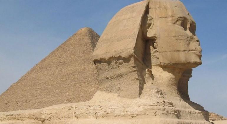 Ko je stvarno gradio egipatske piramide – NISU ROBOVI IZ IZRAELA