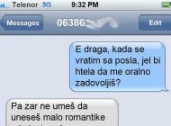 SMS DANA: Romantičar