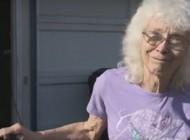 STAROJ GOSPOĐI JE U DVORIŠTE UŠLO 6 MLADIĆA, a kad je vidjela šta rade, nije mogla zadržati suze!