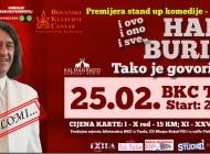 U subotu premijera predstave 'Tako je govorio Lepi' u BKC-u Tuzla