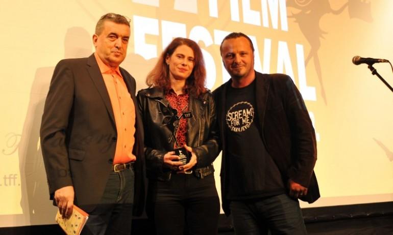 'Vila' Tuzla film festivala pripala filmu 'Rudar' Hanne Slak