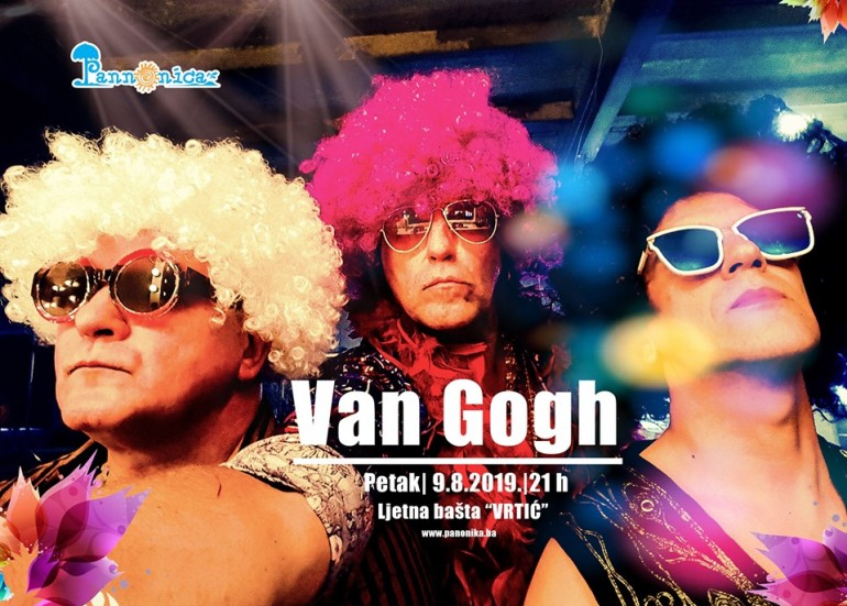Petak: Van Gogh Love@ Panonika Tuzla