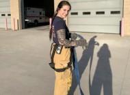 Dobila otkaz na poslu jer je preseksi za vatrogasca