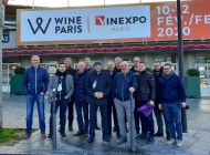 Predstavnici vinarskog sektora BiH učestvovali na Wine Paris-Inexpo Paris
