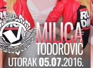 Club VIVA proudly presents - MILICA TODOROVIĆ - utorak 05.07.2016.