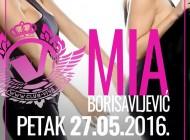 PETAK @ club VIVA - MIA BORISAVLJEVIĆ