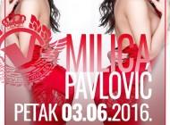 PETAK @ club VIVA: Da li ste spremni za TANGO? MILICA PAVLOVIĆ jeste i očekuje vas!