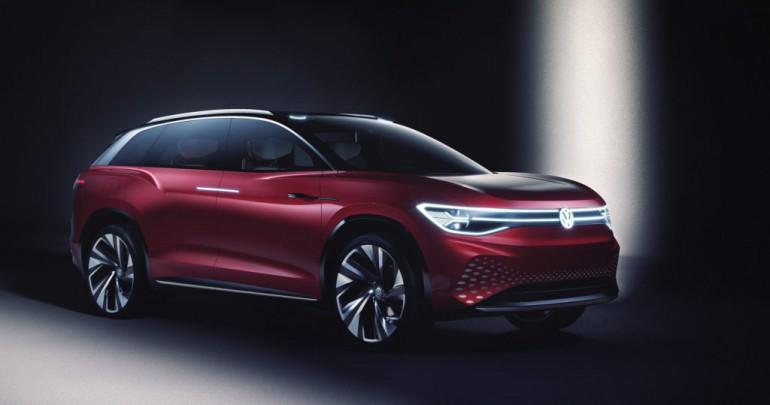 Volkswagen I.D. Roomzz – Novi električni SUV sa tri reda sjedišta