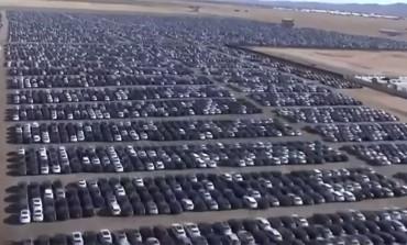 Ovo je najveće groblje automobila na svijetu - 300.000 Volkswagena čeka svoju sudbinu