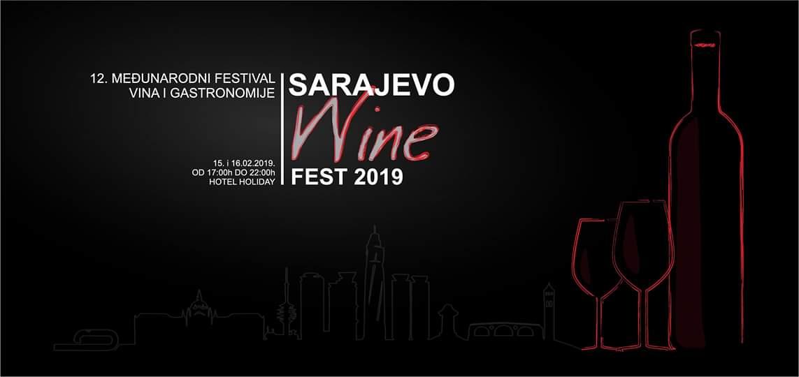"""12. Međunarodni festival vina i gastronomije """"SA WINE FEST"""" 2019"""