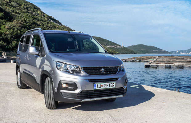 Vozili smo: Novi Peugeot Rifter – Za akciju i posao