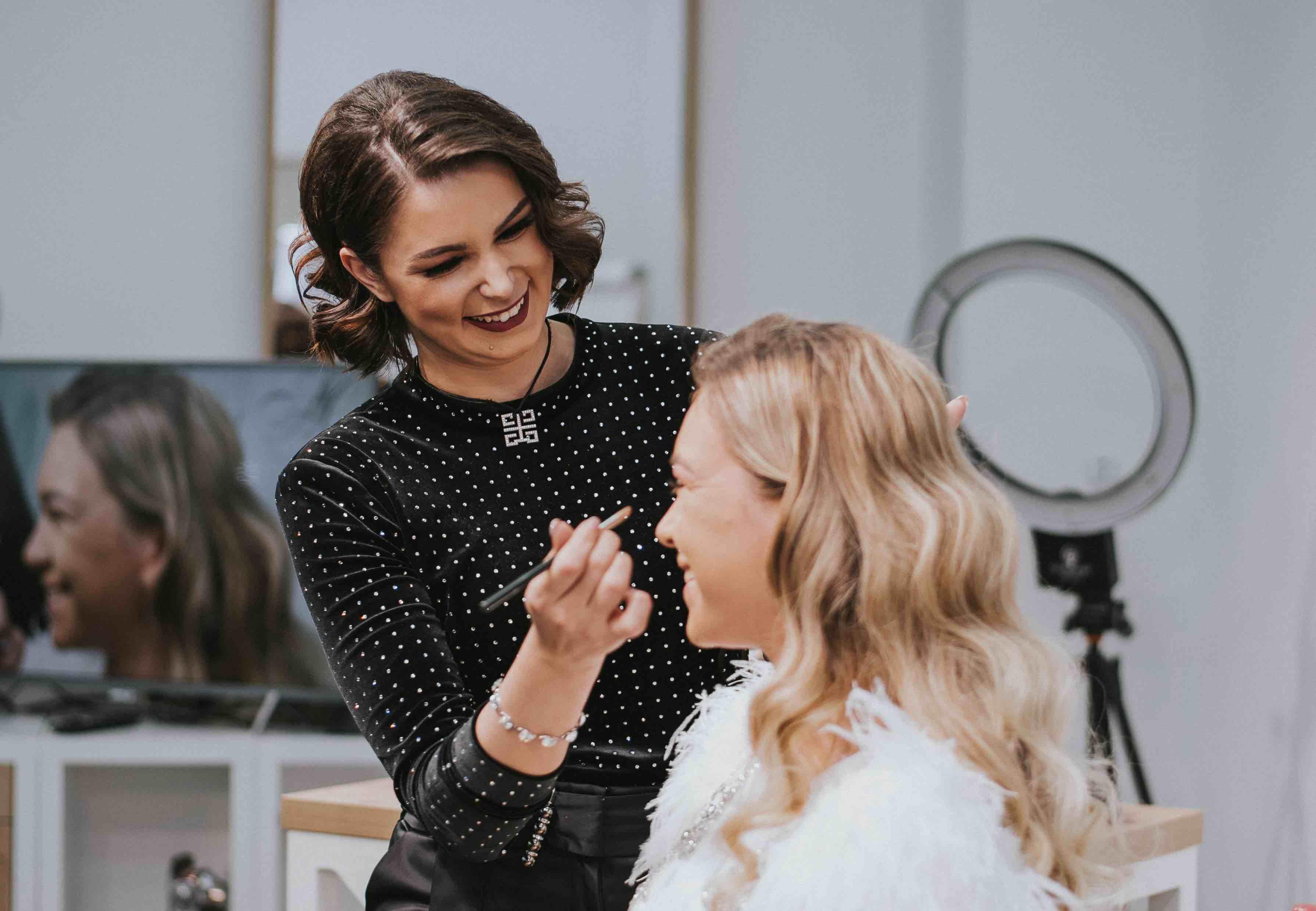 Aleksandra Gudelj rame uz rame sa svjetskim make up artistima u Manchesteru