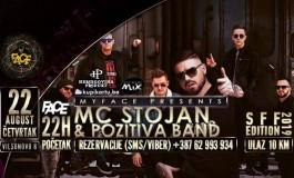 MC Stojan i Pozitiva band obećavaju nezaboravnu noć za Sarajlije