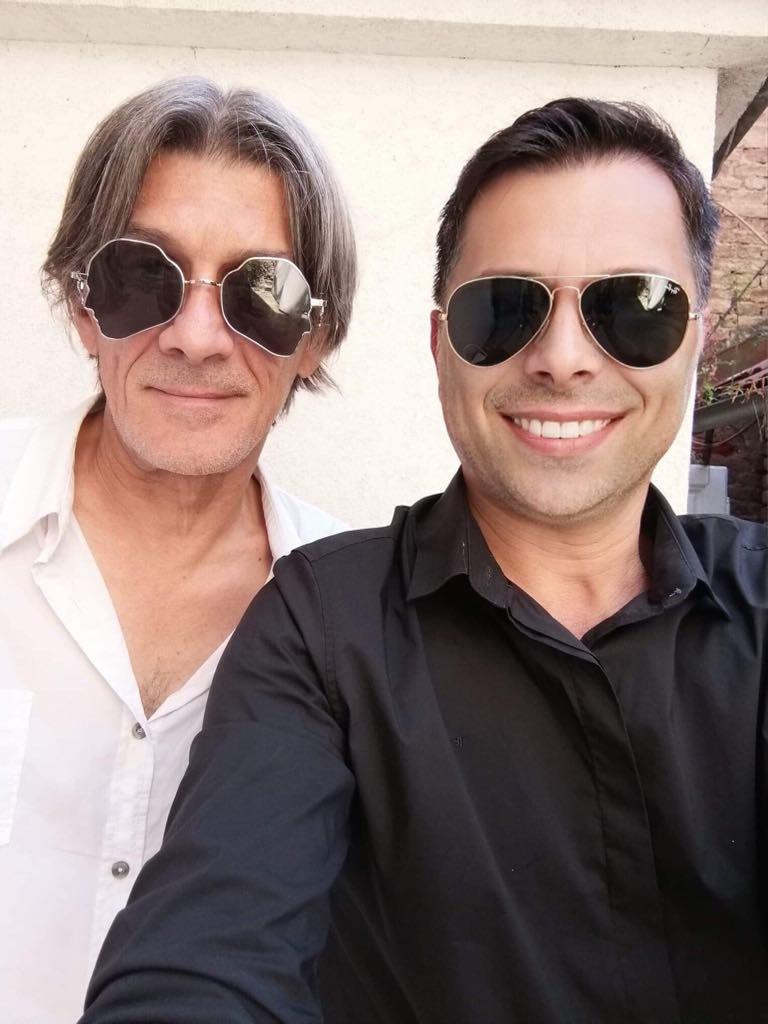 Alen Hrbinić kompletirao ekipu za novi album – Uz Dinu Muharemovića i Mahira Sarihodžića na pjesmama radi i Vlado Podany