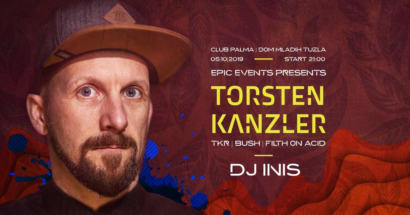 Torsten Kanzler 5.oktobra u klubu Palma/Tuzla