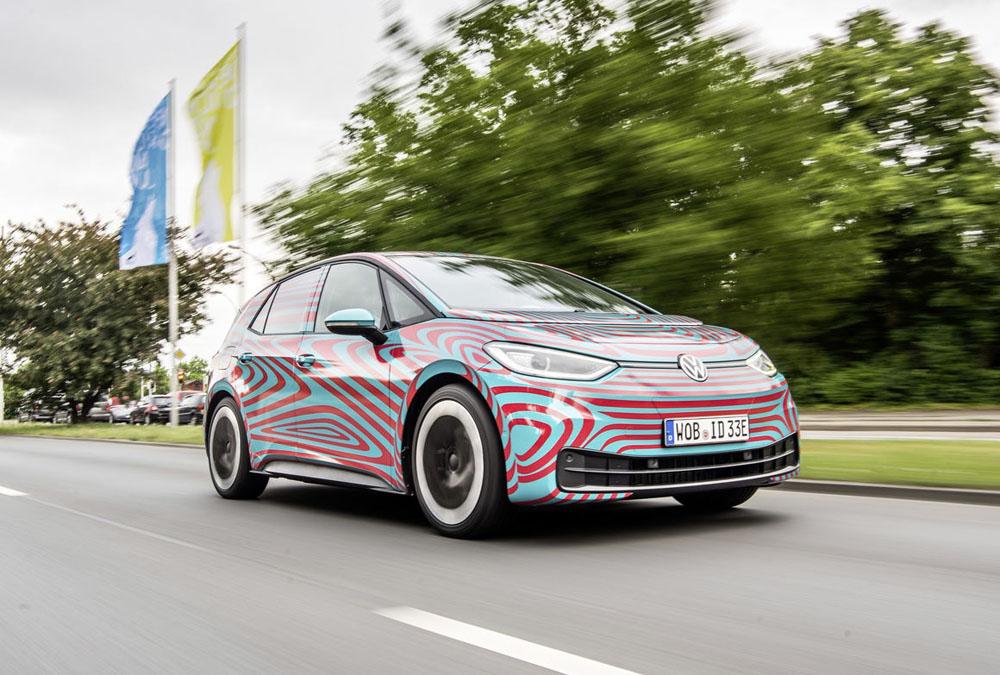 Volkswagen povećao količine modela ID.3 1st zbog velike potražnje