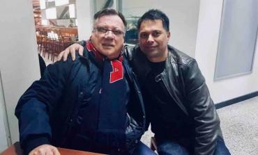 """Alen Hrbinić - Drago mi je što snimam pjesmu autora megahita """"Prvi poljubac"""""""
